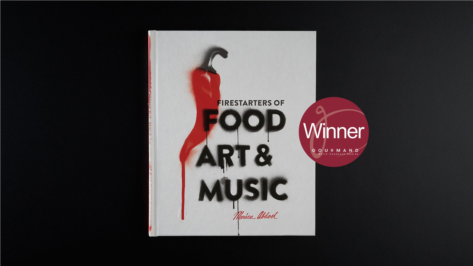 Gourmand Cookbook Awards 2018