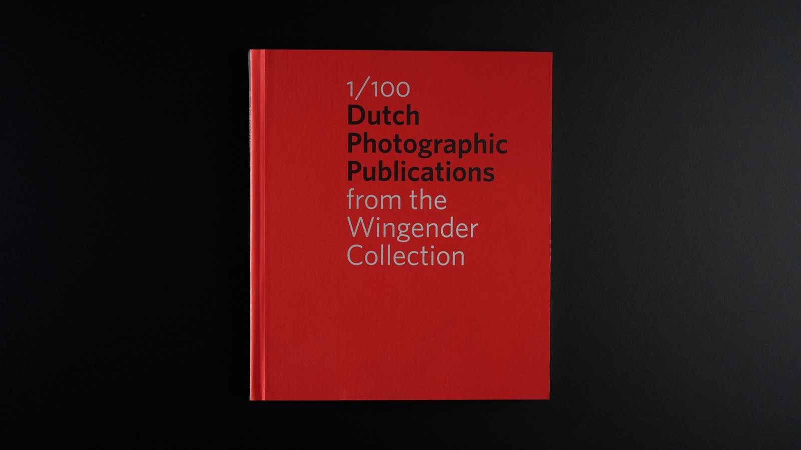 Dutch photographic publicatons from the Wingender Collection - Cover.jpg