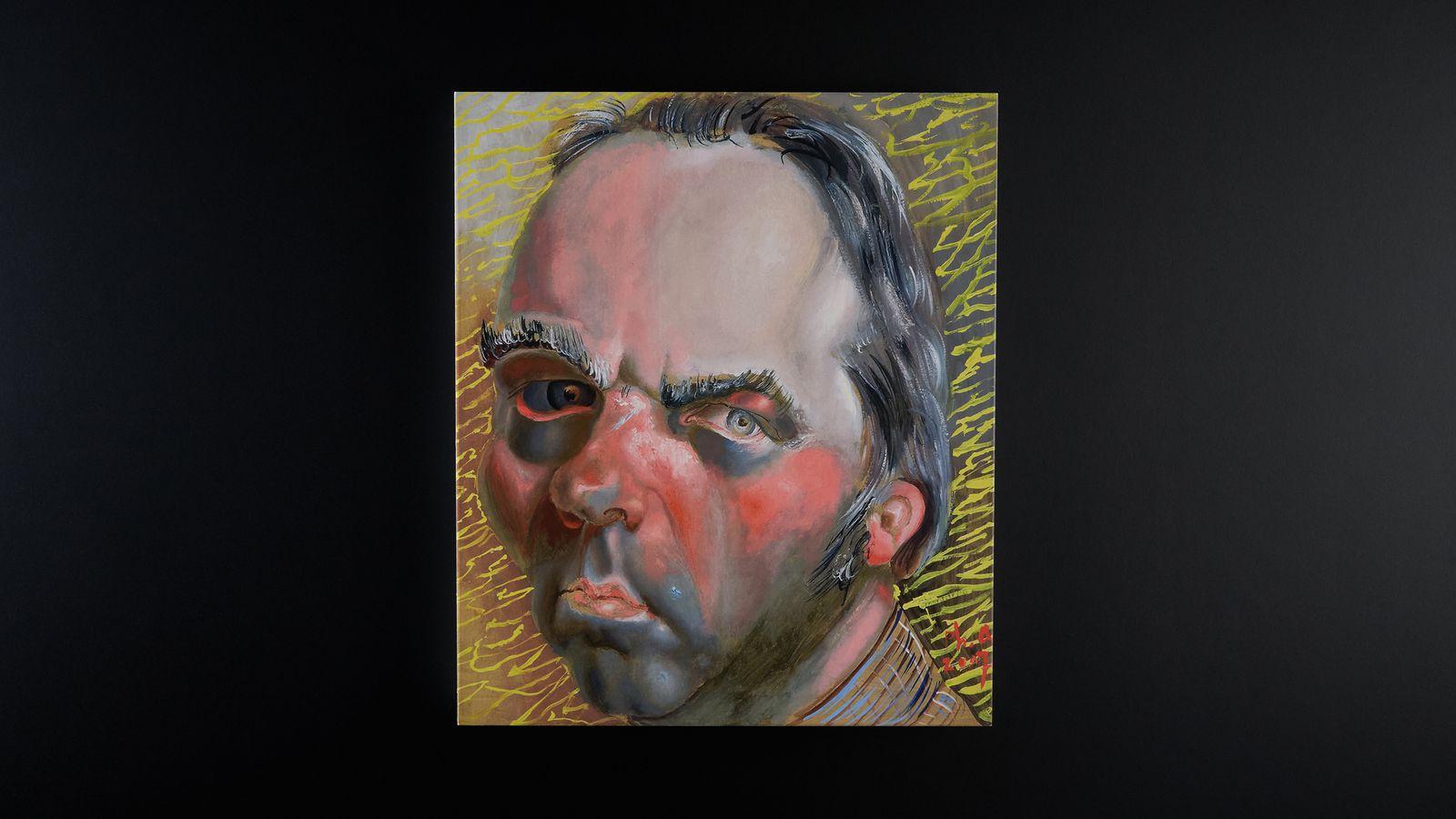 Het doel van het bestaan is het maken van een zelfportret, Philip Akkerman - Cover.jpg