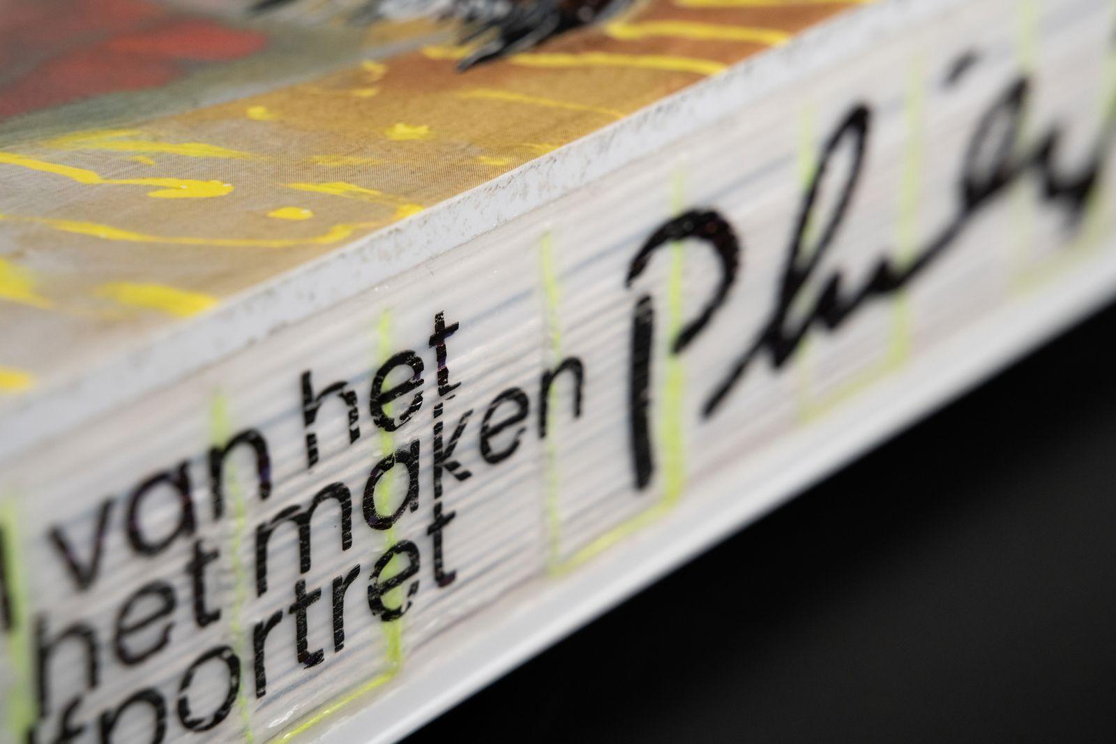 Het doel van het bestaan is het maken van een zelfportret, Philip Akkerman - Detail 2.jpg