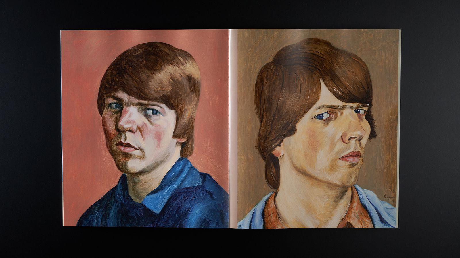 Het doel van het bestaan is het maken van een zelfportret, Philip Akkerman - Spread 2.jpg