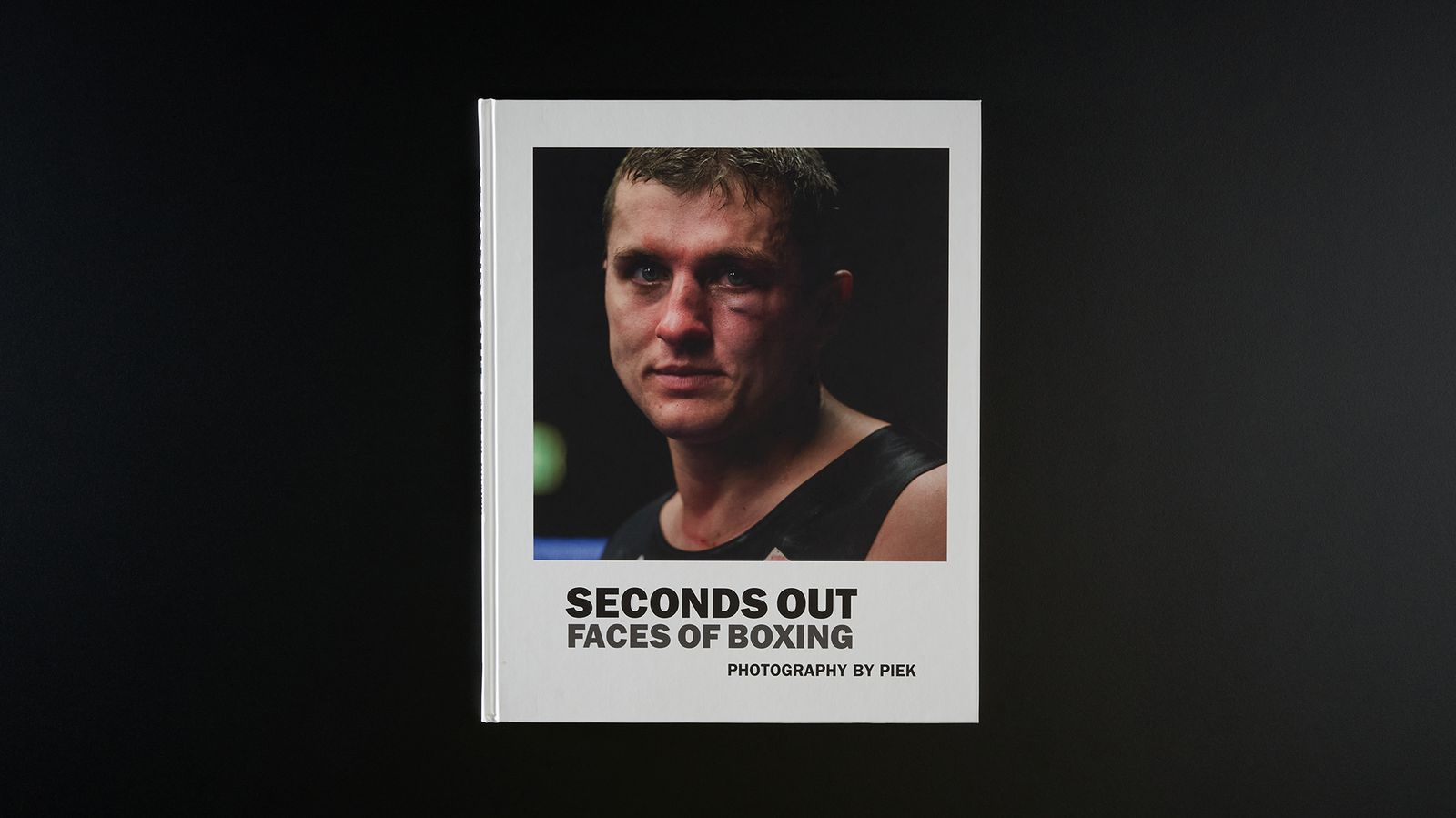 Seconds out, Faces of boxing - Cover.jpg