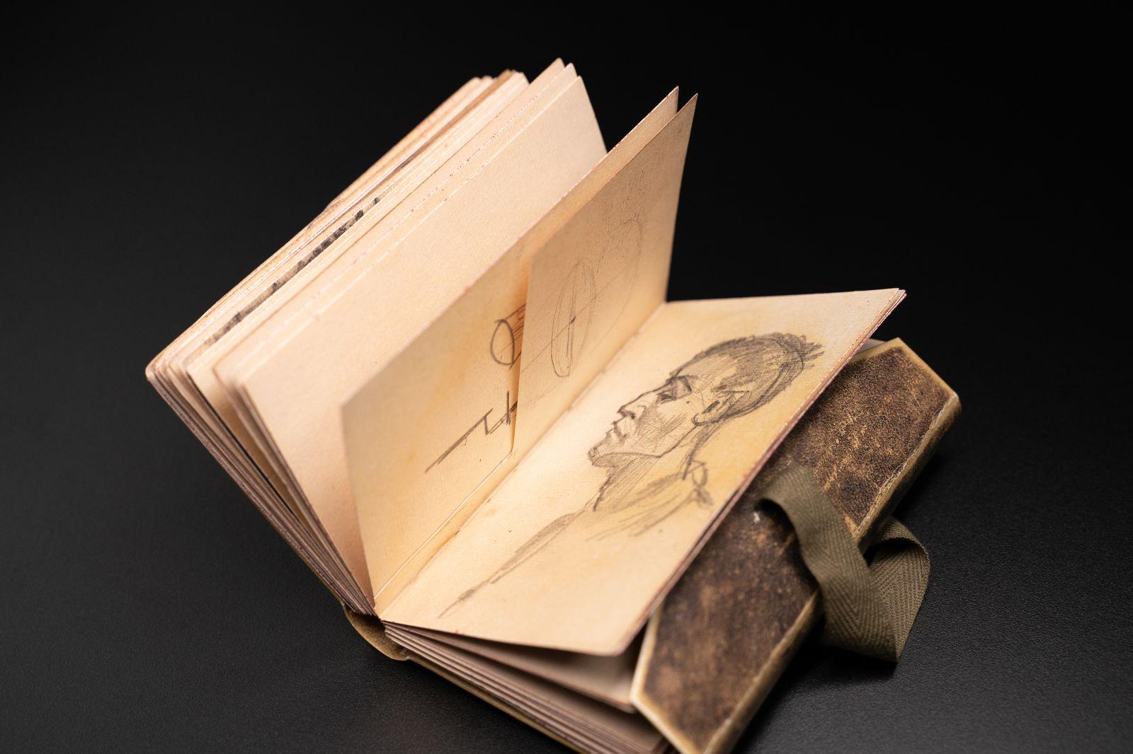 Vincent van Gogh the Sketchbooks - Detail 6.jpg