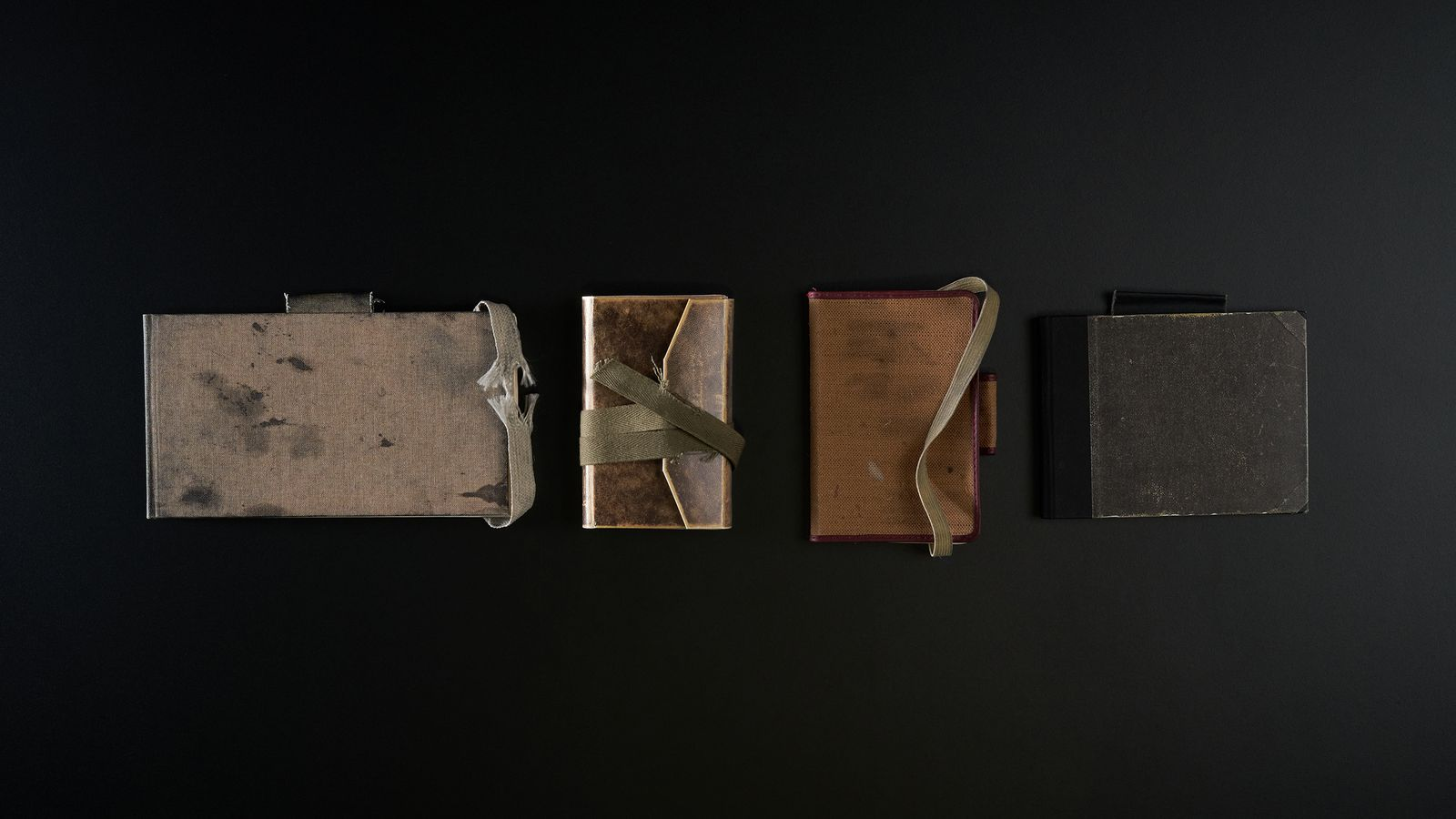 Vincent van Gogh, the sketchbooks and more… - vitrine (korte versie)