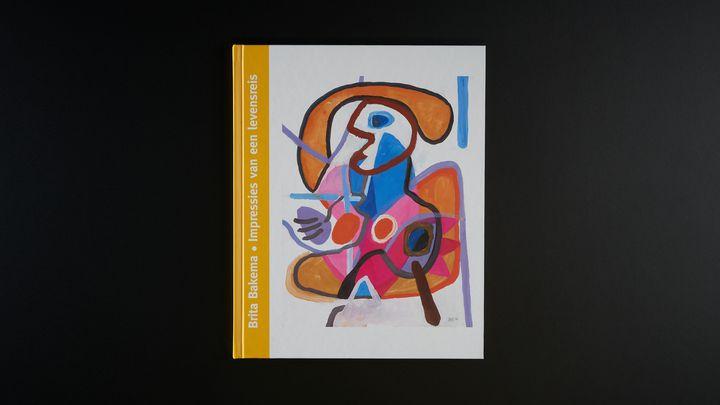 Brita Bakema, Impressie van een levensreis - Cover.jpg