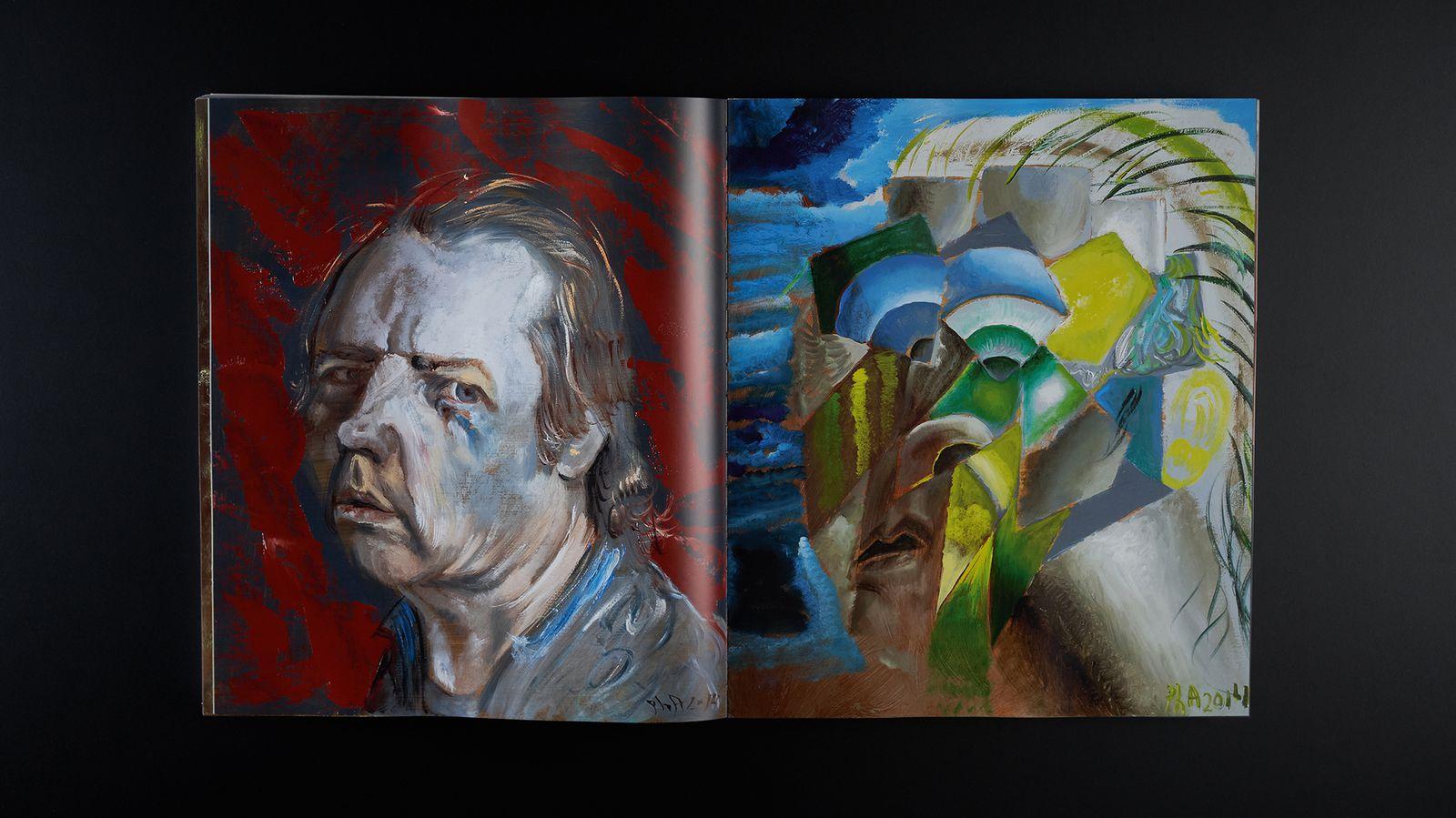 Het doel van het bestaan is het maken van een zelfportret, Philip Akkerman - Spread 5.jpg